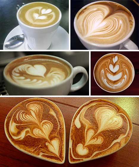 hearts-latte-art