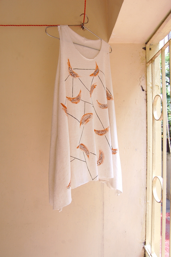 latte cofee inspired top hanger 2 diy